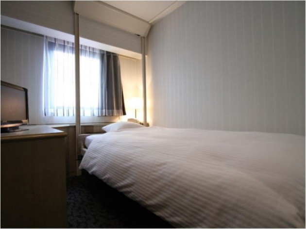 ジーアールホテル江坂の客室一例