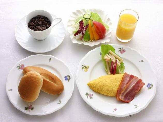 ホテルオークス新大阪の朝食