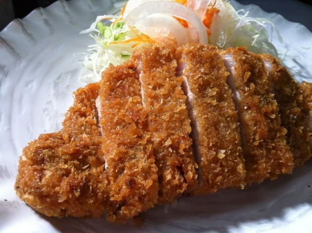 近江八幡市 とんかつ亭伊呂波 料理