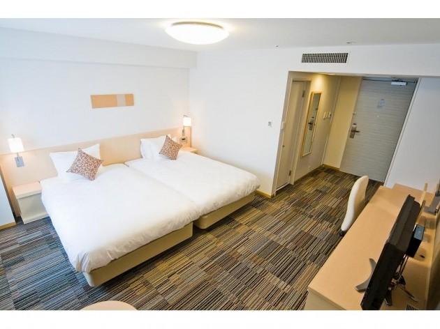 ダイワロイネットホテル大阪上本町の客室一例