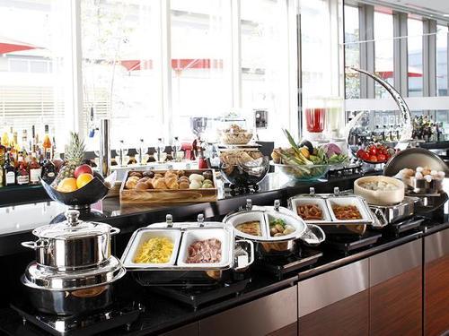 ホテルトラスティ大阪阿倍野の朝食例
