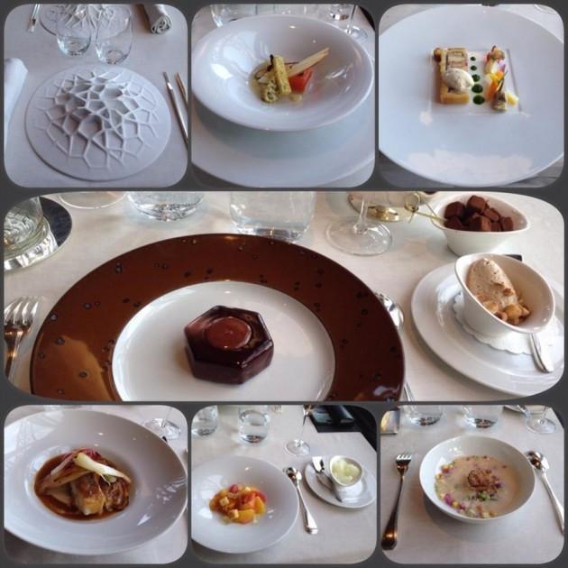 Le Jules Verne(ルジュールベルヌ)料理2