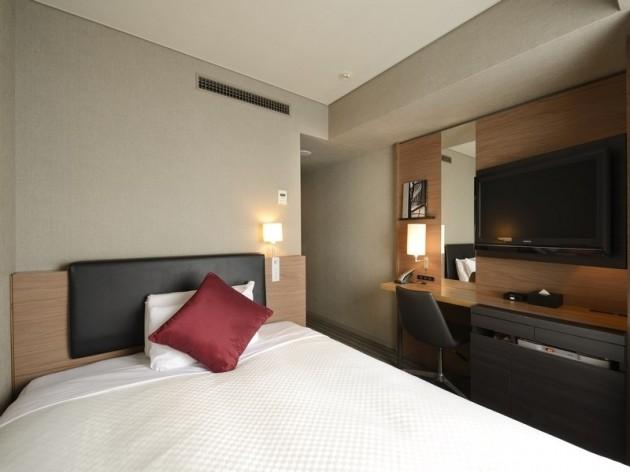 ホテルユニゾ大阪淀屋橋の客室一例