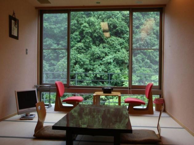 み奈美亭の客室一例