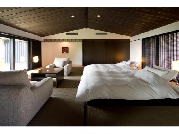 ホテルリッジの客室一例
