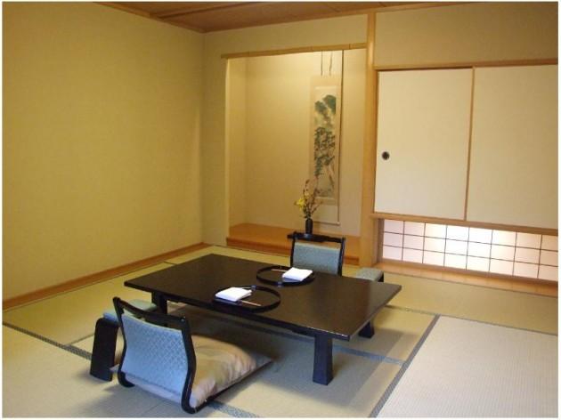 旅亭 嵐月の客室一例