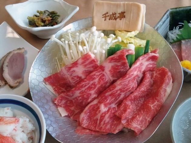 彦根市 レストラン千成亭 料理