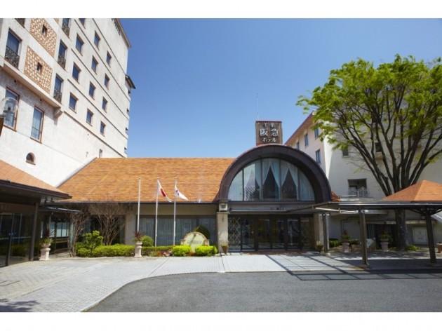 千里阪急ホテルの外観
