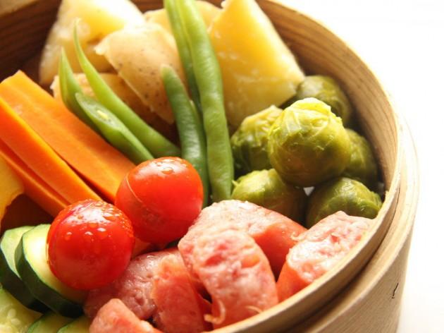 彦根市 近江素材と関西うどん 菜でしこ 料理
