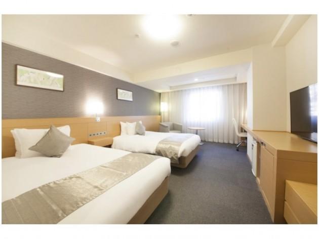 リッチモンドホテル高知の客室一例