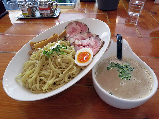 俺のラーメン あっぱれ屋_つけ麺