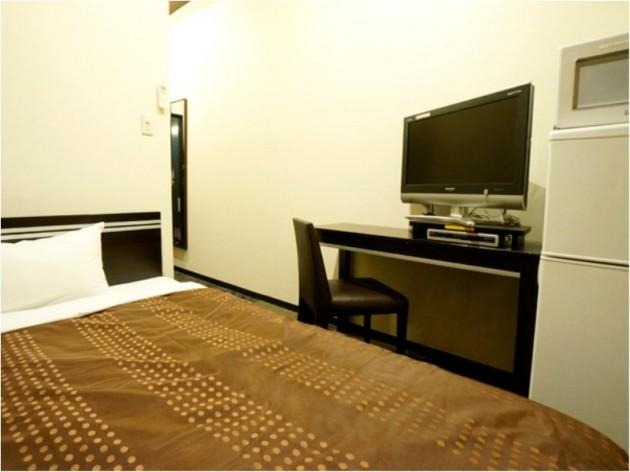 ホテルリブマックス江坂の客室一例