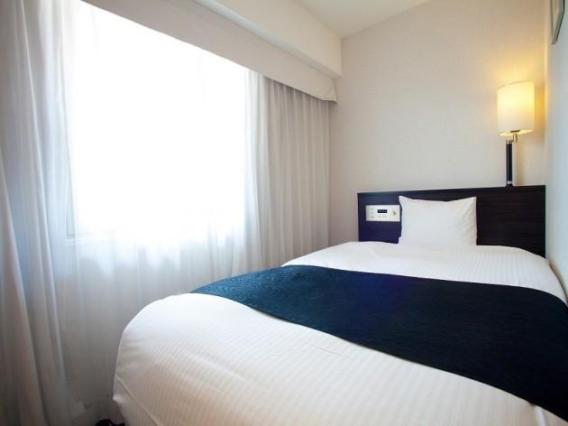 アパホテル<御堂筋本町駅前> の客室一例