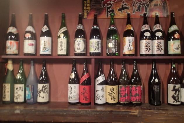 居酒屋 遊膳_日本酒