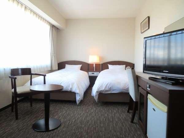 彦根グランドデュークホテル ツインルーム