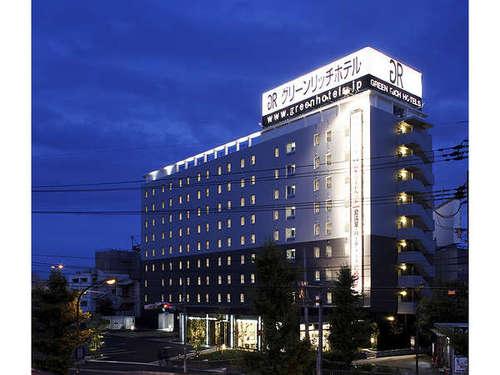 グリーンリッチホテル大阪空港前の外観