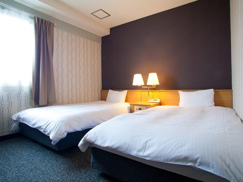 アパホテル 関空岸和田の客室一例