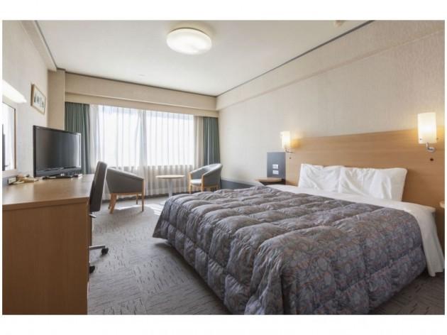 コンフォートホテル高知駅前の客室一例