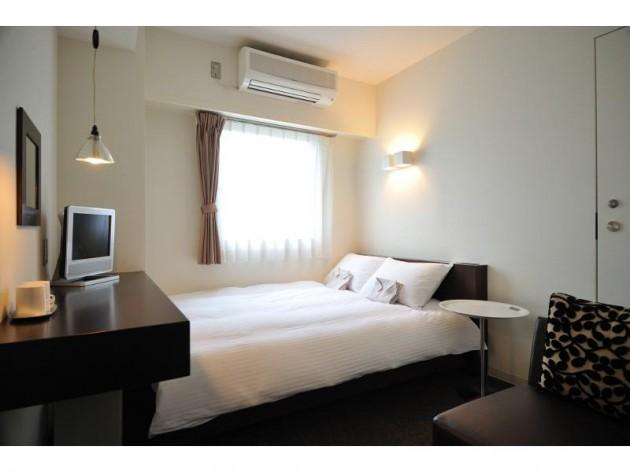 セブンデイズホテルプラスの客室一例