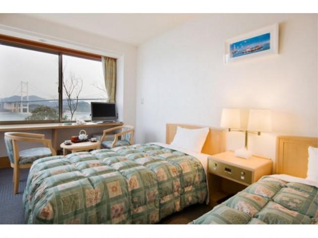 大潮荘の客室一例