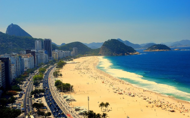 Copacabana-Beach