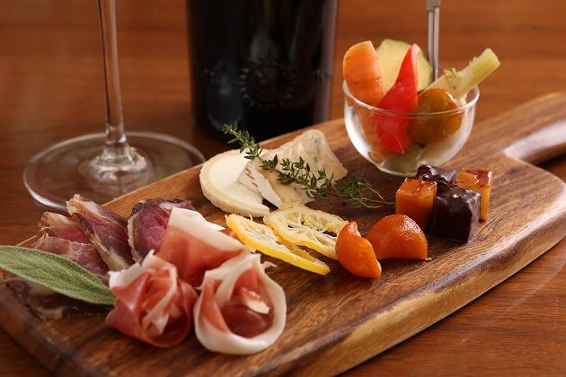 ワインに合う前菜