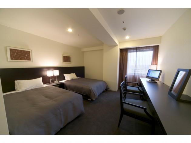 ホテルサンルート徳島の客室一例