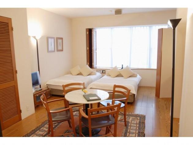 リゾートホテル モアナコーストの客室一例