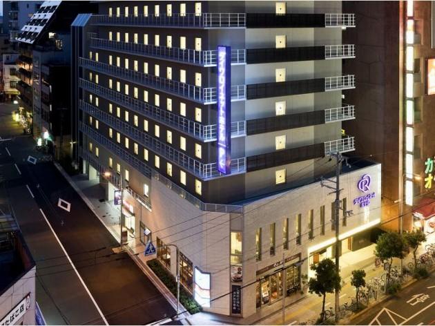 ダイワロイネットホテル大阪上本町の外観