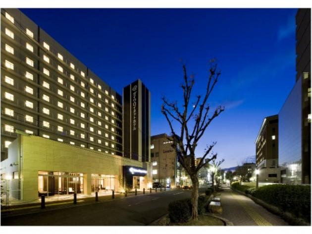 ダイワロイネットホテル堺東の外観