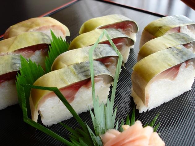 近江八幡市 ひさご寿し 料理