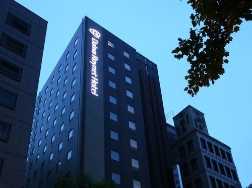 ダイワロイネットホテル大阪北浜の外観jpg