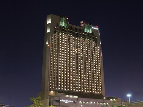 スイスホテル南海大阪の外観