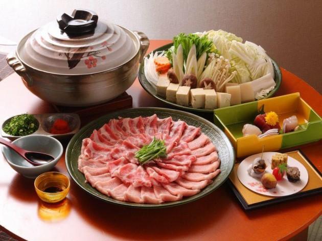 み奈美亭のお食事