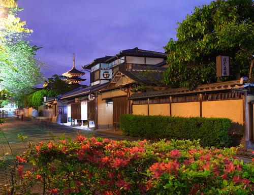 旅館 元奈古の外観