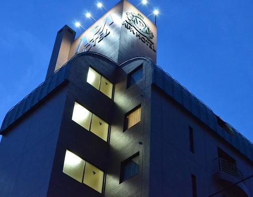 アパホテル 関空岸和田の外観