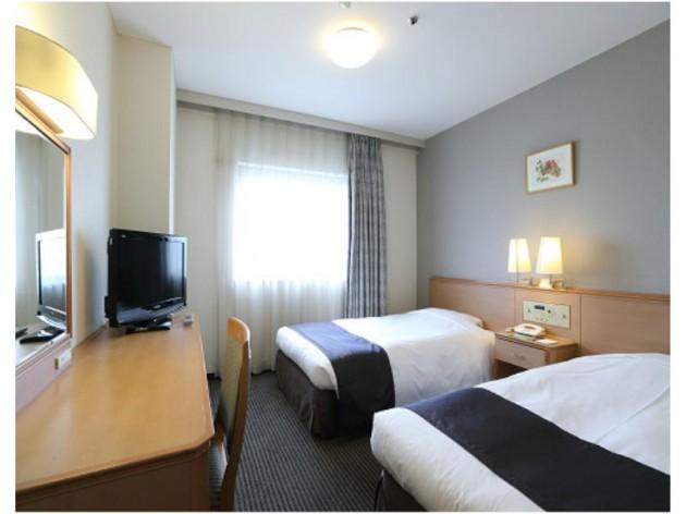 新大阪江坂東急REIホテルの客室一例