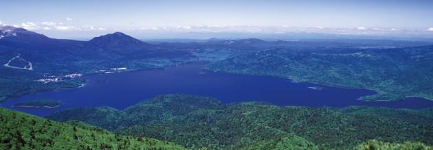 阿寒湖温泉風景