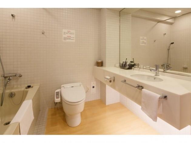 アリエッタホテル大阪の客室一例2