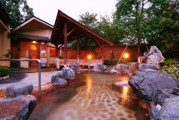 シルク温泉やまびこ