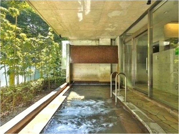 み奈美亭の露天風呂