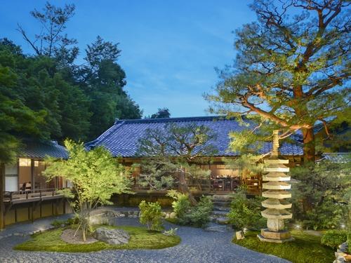 翠嵐 ラグジュアリーコレクションホテル 京都の外観