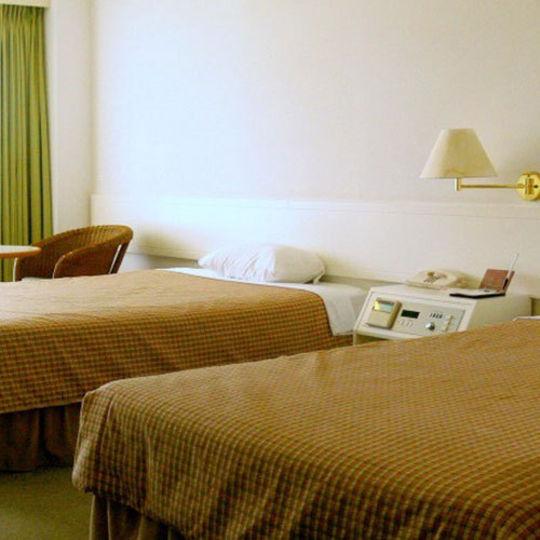 リゾートホテルデラックスツイン