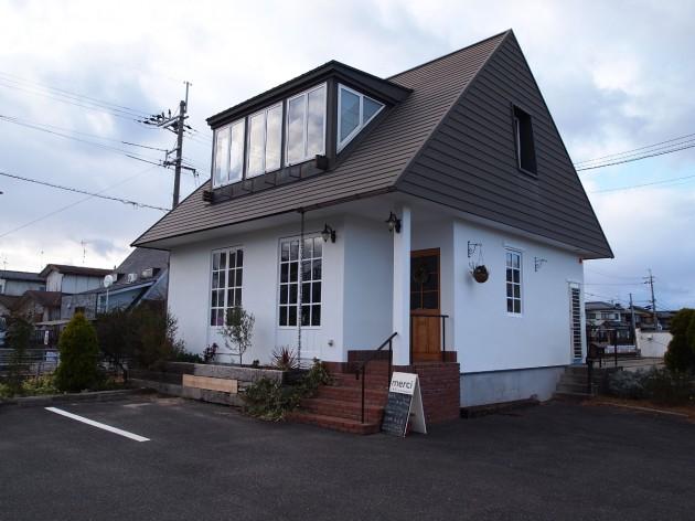 近江八幡市 merci 外観