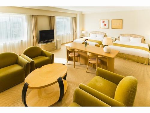 ホテル阪急エキスポパークの客室一例2