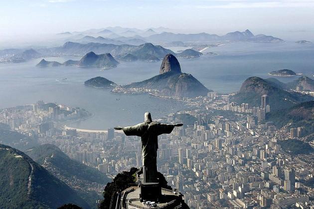 絶景も歴史も!ブラジルの観光スポットおすすめランキング