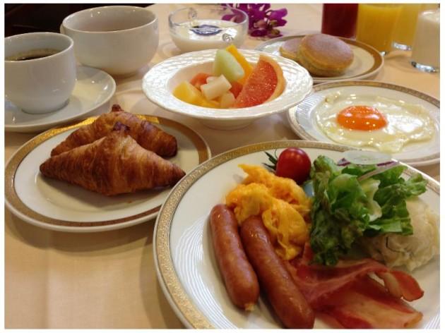 高松東急REIホテルの朝食