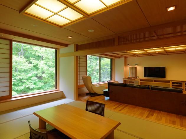 ニセコ昆布温泉 鶴雅別荘 杢の抄:部屋2