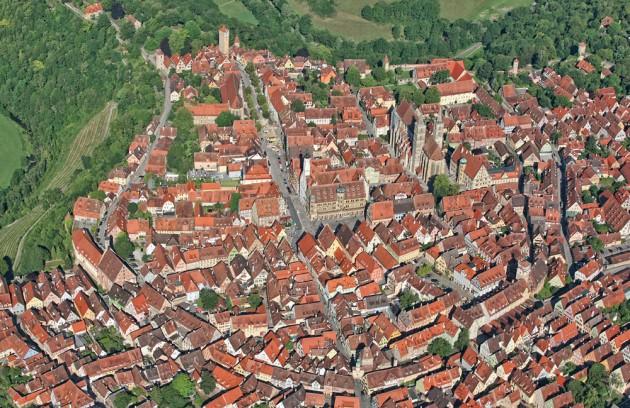 中世を感じる!ローテンブルクの観光スポットおすすめランキング
