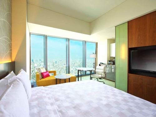 大阪マリオット都ホテルの客室一例2